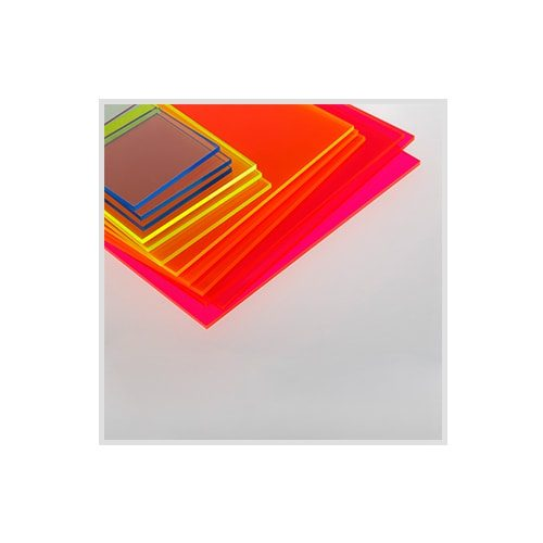 Fluorescent Acrylic