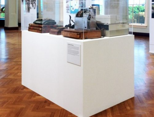 Acrylic Display Cases – David Jones 175 Years
