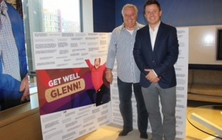 Card for Glenn