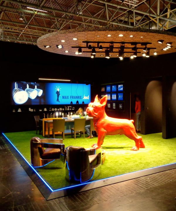 Acrylic Animals - Euroshop 2014