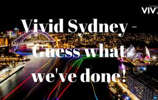 vivid sydney guess what we've done
