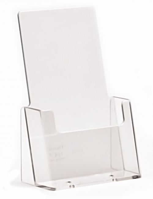 DL Brochure Holder Portrait