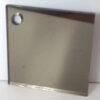 bronze 604 coloured acrylic mirror