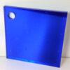 night blue 624 coloured acrylic mirror