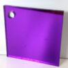 purple 120 coloured acrylic mirror