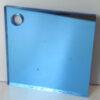 sky blue 100 coloured acrylic mirror