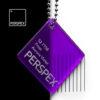 Perspex Frost Aurora Violet S2 7T58
