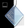Perspex Frost Electric Blue S2 7T69