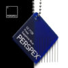 Perspex Frost Sapphire Blue S2 7T28
