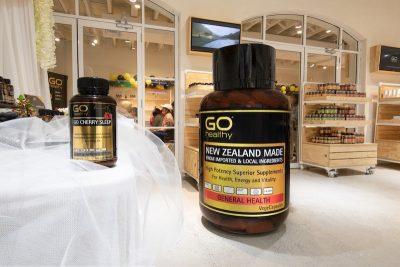Vitamin Bottle Dummy Product